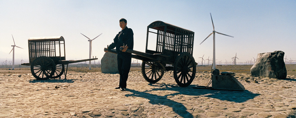 wind farm - dabancheng, china